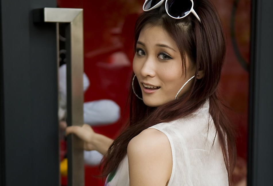 Chinese girls getting laid